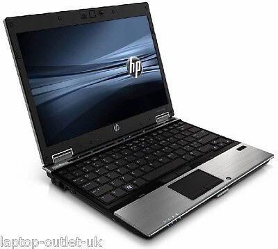 HP Elitebook 2540p Core i5 M540, 2.53GHz, 4GB, 320GB Windows 7 Pro Laptop 2