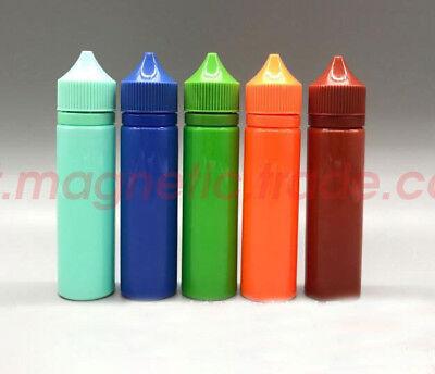 10ml 30ml 60ml 100ml 120ml Pen Shaped Double ChildProof PET Long Dropper Bottle 7