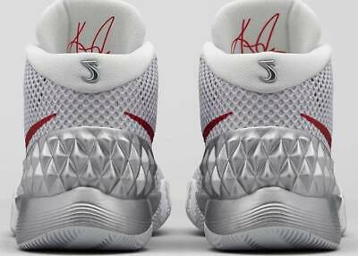 huge discount 3fc9e f834d NIKE KYRIE 1 LMTD size 13. Opening Night. Double Nickel. Red White.  812559-160.