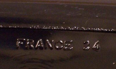 Bowls Black Octagon Ceramic Arcoroc France 8 Sided China Dinnerware Set of 2 4