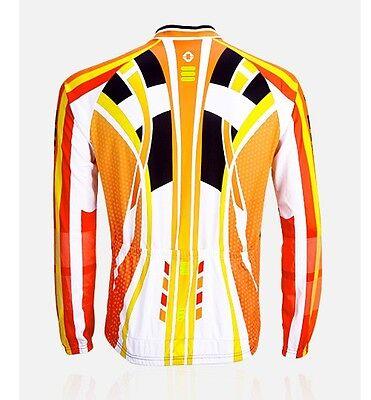 IA387 FLJ INBIKE Cycling Bike Windproof Fleeced Long Sleeves Jersey *Top Only*