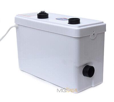 Sanitrit Trituratore Maceratore Wc Sanitario Lavandino Doccia Vasca 600W 240Lt 5