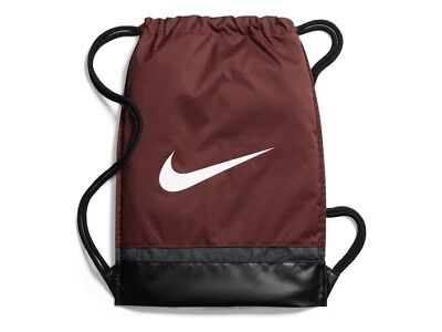 Nike Brasilia Gymsack Gym Bag Training Football Sports Bags Drawstring Sack