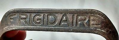 Antique Vintage Frigidaire Cast Aluminum Handle Pull 4