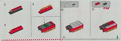 Lego 4002019  2019 Employee Exclusive PDF Full Instructions /& Parts List Only