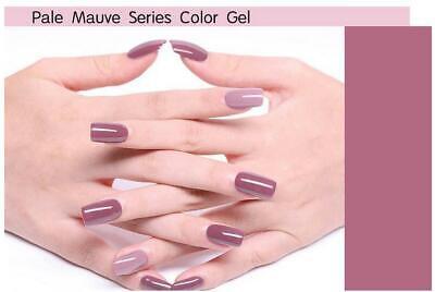 LILYCUTE® Nail Gel Polish UV LED Soak Off Colour Manicure Base No Wipe Top coat 5