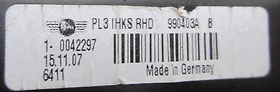 Genuine Used MINI Heater Blower Motor for R56 R55-0042297