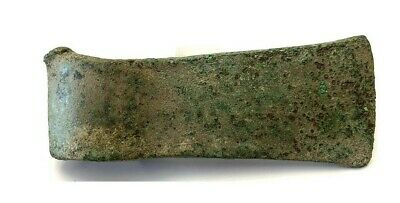 Ancient European Early to Middle Bronze Age Axe Head 2