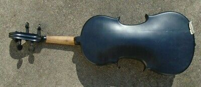 antique  full size Russian form violin ready to play 4