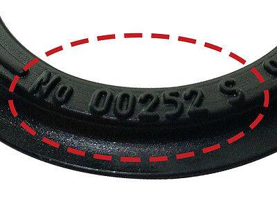 LIRA RUBBER Seal / Washer / Gasket for Franke Basket Strainer (Plug ...