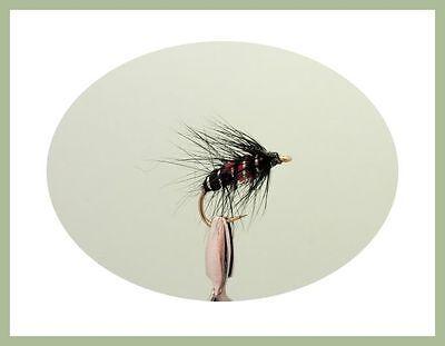 Zulu Trout /& Grayling Wet Fly fishing flies by Dragonflies