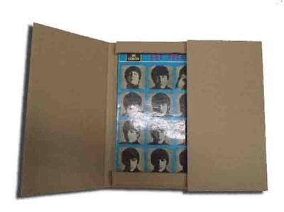 25 Cajas De Carton Cruz  Envio Y Embalaje Para Enviar De 1 A 3 Discos Vinilo Lp 2