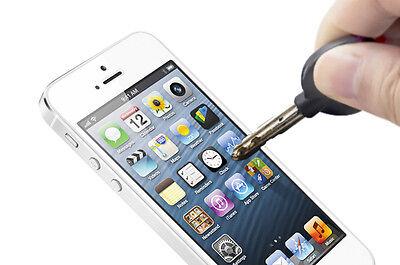FILM VITRE PROTECTION ECRAN VERRE TREMPE iPhone X XR MAX 4 5 6S 6 7 8 PLUS 9H 4