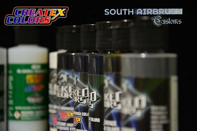 Createx Wicked Detail Colors Airbrush Farbe 2
