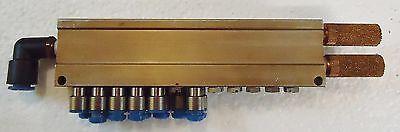 Smc Solenoid Valve Holder For Smc Vj3140 And Smc Vj3240 3