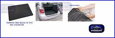 Vasca  Baule Auto PVC - Proteggi Baule auto  universale  cm.120x80 ritagliabile 2