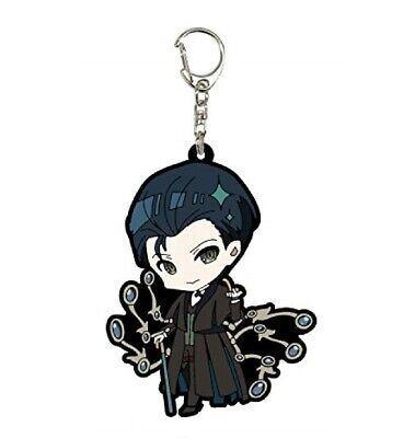 A3 Fate//Grand Order Trading Rubber Strap Charm Keychain Saber Altria Pendragon