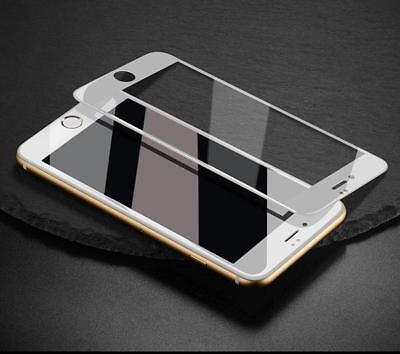 Pellicola Vetro Temperato 5D CURVO Protezione Completa per iPhone XS MAX XR 7 8 5