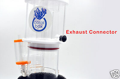 CORAL BOX S150 Protein Skimmer including a pump 4 • EUR 65,64