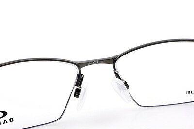 f38e710ceb5 ... Eyeglass Frames-Oakley LIZARD OX5113-0254 Pewter 54mm Titanium Glasses  Occhiali 8