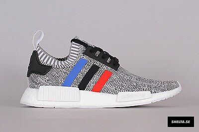 new product 60592 790fb ADIDAS NMD R1 PK Primeknit Tri Color White Size 10.5. BB2888 Ultra boost  yeezy
