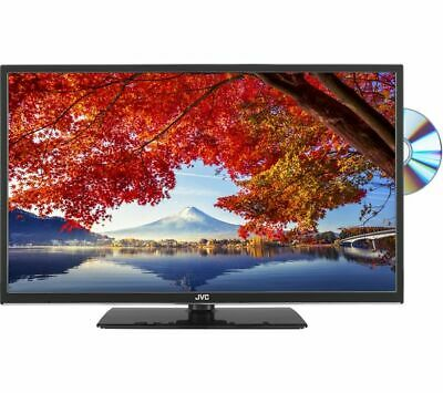 "JVC LT-32C695 32"" Smart LED TV with Built-in DVD Player *NEW APPS* *HD 720p* 2"