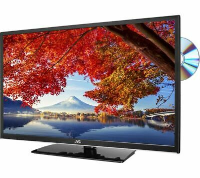 "JVC LT-32C695 32"" Smart LED TV with Built-in DVD Player *NEW APPS* *HD 720p* 6"