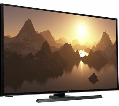 "Jvc Lt-40Cf890 40"" Smart 4K Ultra Hd Hdr Wifi Led Tv Fire Edition Alexa Hdmi Usb 2"