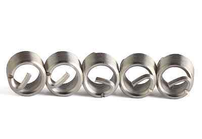 12 Pcs Select M2 to M9 Stainless Steel Helicoil Thread Repair Inserts