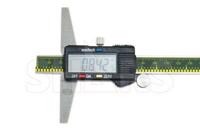 "Stainless Steel 0-8/"" +//- 0.0015/"" NEW Standard Gage 00534004 Digital Caliper"