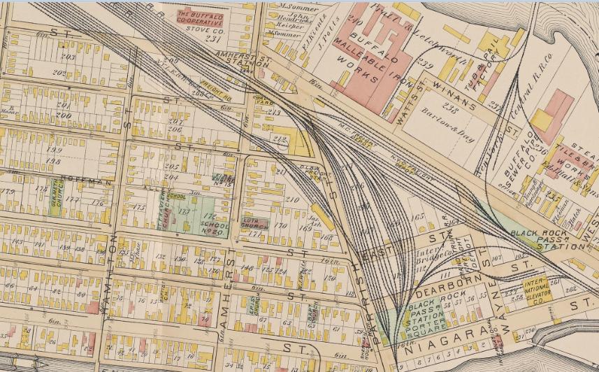 VALE OF NEATH Vintage Folding Map 1937