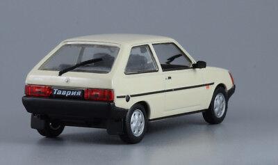 900 Ukranian Sport Coupe ZAZ Chassis Lastochka LST019 1//43 ZAZ Spor