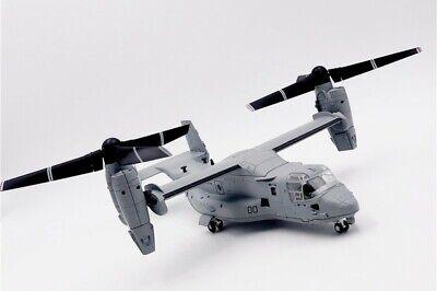 Wltk US Marine Corps V22 Osprey tilt-rotor Aircraft 1//72 Diecast Model