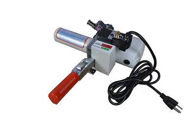 "110V Fbric Cutter w/87"" Rack & Digital Counter Delay Function High Speed Motor 5"