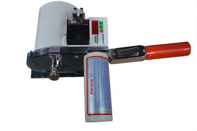 "110V Fbric Cutter w/87"" Rack & Digital Counter Delay Function High Speed Motor 3"