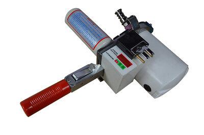 "110V Fbric Cutter w/87"" Rack & Digital Counter Delay Function High Speed Motor 4"