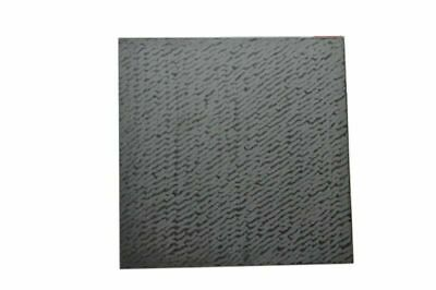 """Cast Iron Surface Plate - Hand Scrapped 6"""" X 6"""" Inch - Inspection Plate - New 3"""