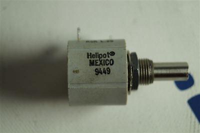 7 x Helipot Mexico 7286r5kl.2510pcs Drahtpotentiometer 3