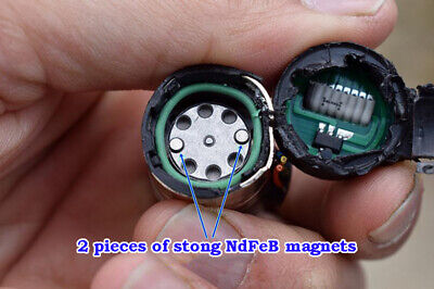 MOONS 20mm Full Metal Precision Planetary Gearbox Gear Stepper Steppering Motor 6