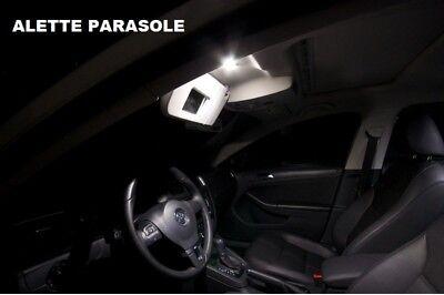 KIT INTERNI LED COMPLETO WHITE LIGHT 6000K AUDI A2