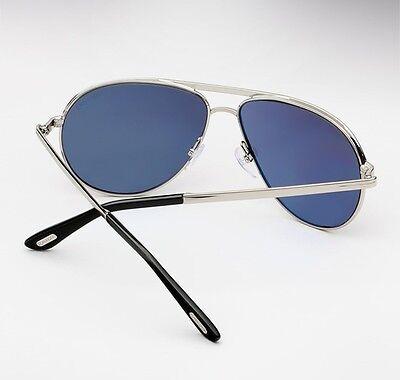 ba8caa54f88 TOM FORD MARKO FT 0144 silver blue (18V) Sunglasses -  239.00