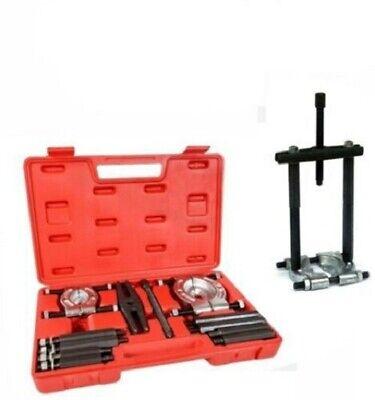 Kit 12 Pz Estrattore Dislocatore Separatore Cuscinetti 50 - 75 Pulegge Valigetta 2