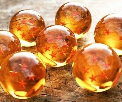 New 7Pcs Stars Dragon Ball Z Crystal Balls Set Collection In Box Set Gifts 3