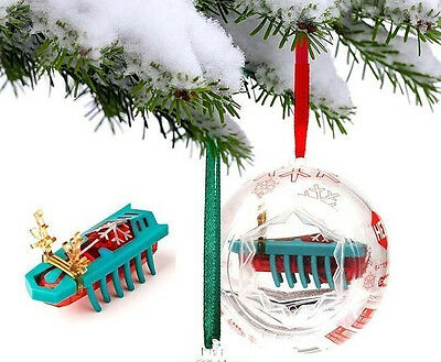... HexBug Nano Christmas Ornament Set Newton Series Holiday SE Red Green  Reindeer - HEXBUG NANO CHRISTMAS Ornament Set Newton Series Holiday SE Red