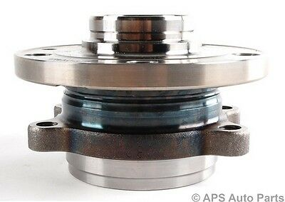 VW GOLF MK7 1 6 2 0 TDi 4Motion Front Wheel Bearing Hub Kit 4 Stud ABS New