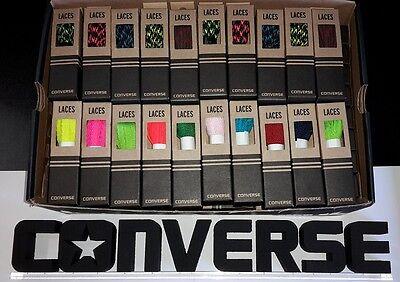 Lacci Converse colorati vari tipi