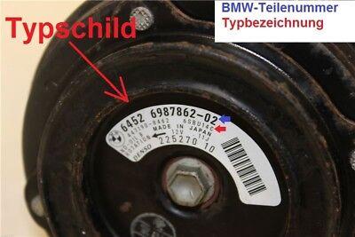 Klimakompressor Magnetkupplung Magnetspule  Denso Mercedes BMW