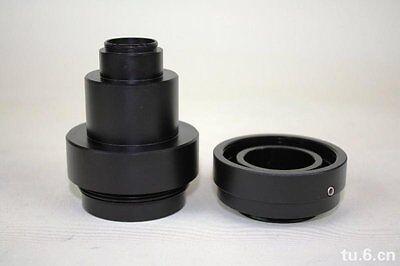 Canon EOS Camera Adapter + Olympus Microscope Trinocular 4 U-CMAD3 AX BX41 MX51 3