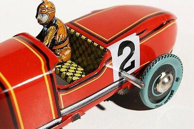 Blechspielzeug blech rennauto rennwagen spielzeug elf koni ferodo