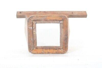 alter Aufsatz für Mühle Trichter Einfülltrichter old vintage Bauer Gerät Deko 8